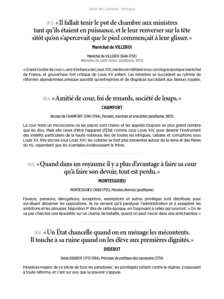 L'Histoire en citations - volume 4 - 6/20