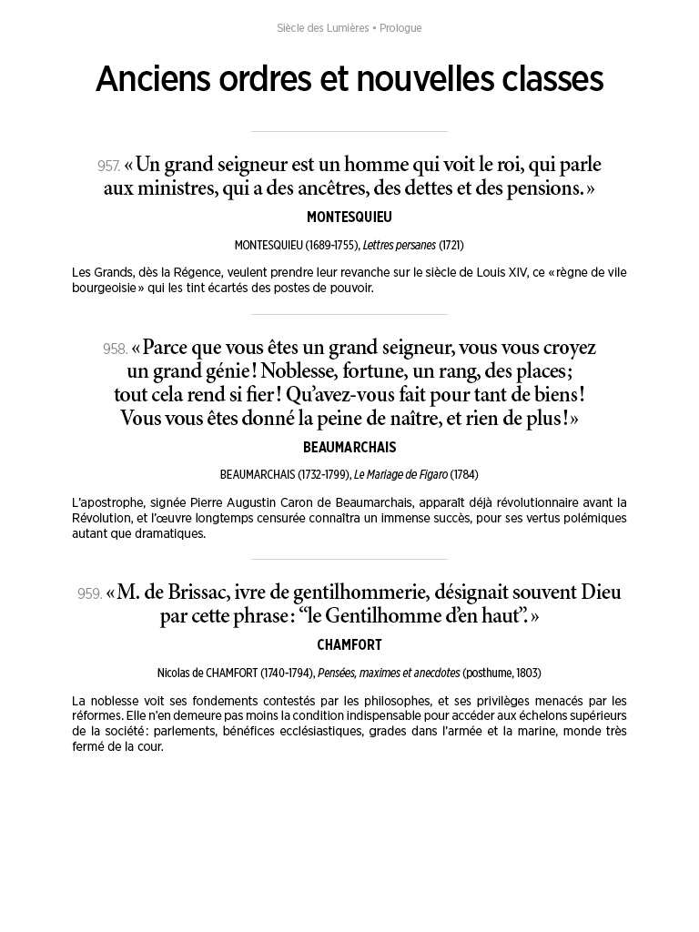 L'Histoire en citations - volume 4 - 7/20