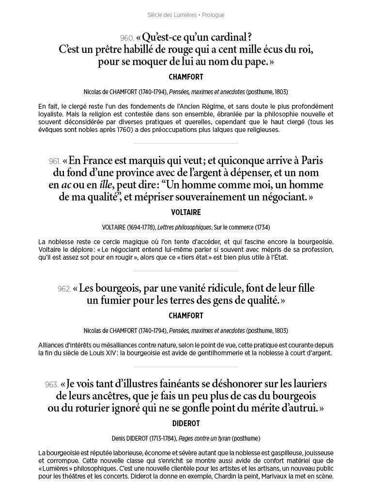 L'Histoire en citations - volume 4 - 8/20