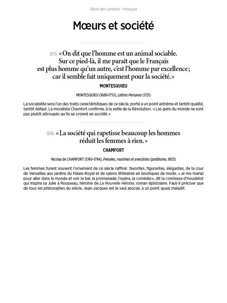 L'Histoire en citations - volume 4 - 13/20