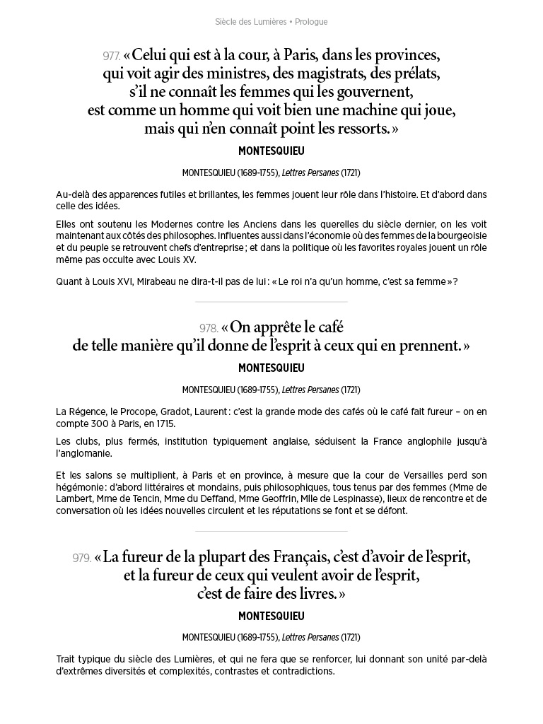 L'Histoire en citations - volume 4 - 14/20