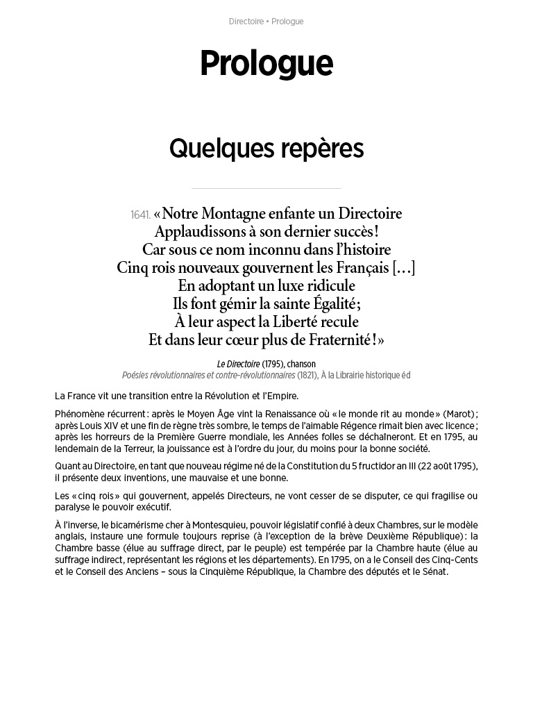 L'Histoire en citations - volume 6 - 5/20