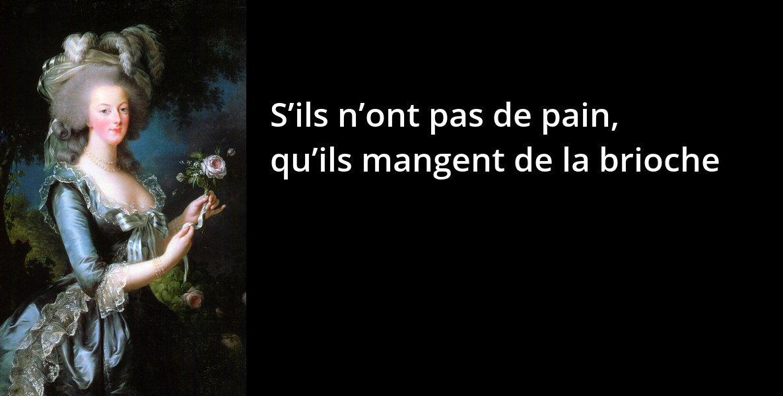 """Résultat de recherche d'images pour """"Marie-Antoinette et la brioche Images"""""""