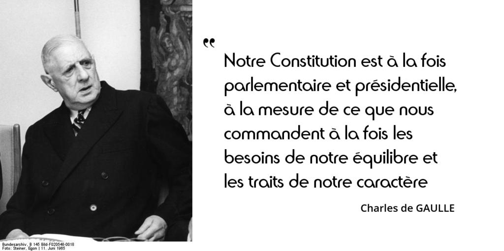 citation 5eme republique