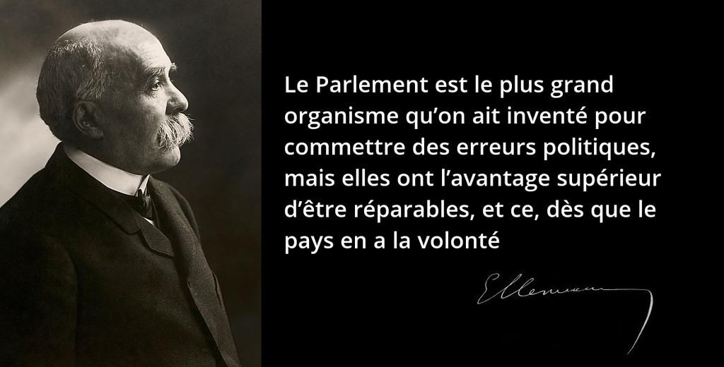 Clemenceau L Histoire En Citations