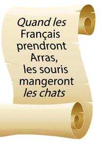 Arras citation chat