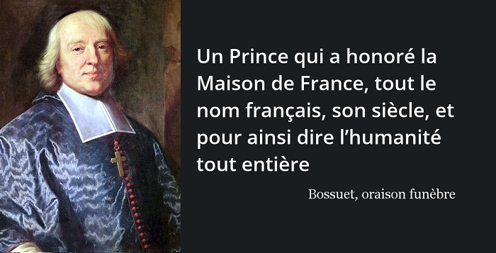 bossuet citation