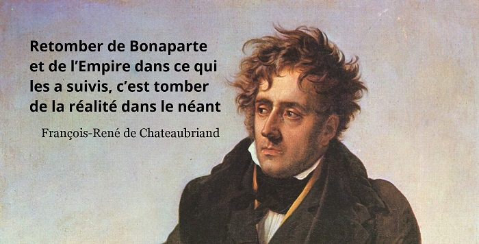 chateaubriand citation