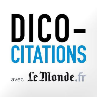 Logo Dico-Citations du journal Le Monde