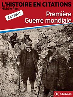 Première Guerre mondiale citations