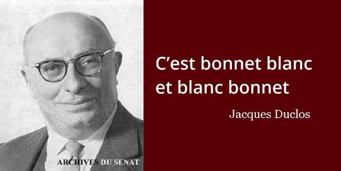 Jacques Duclos citation