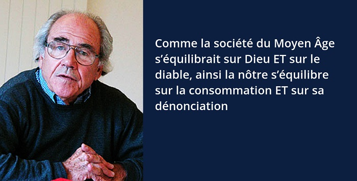 Jean Baudrillard citation