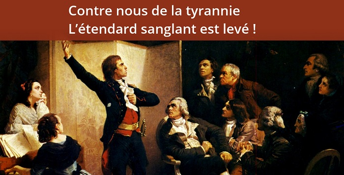 La Marseillaise citation