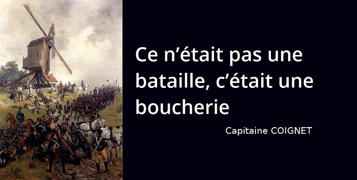 citation ligny napoleon