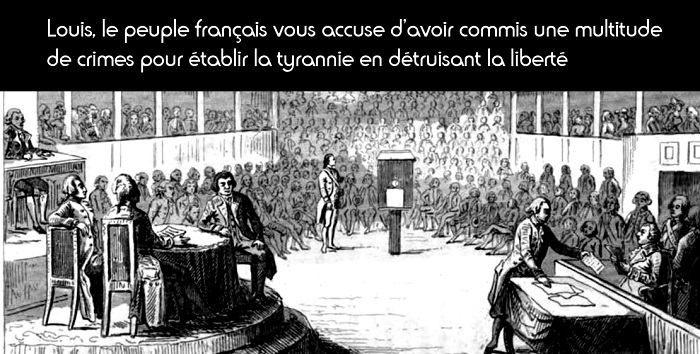 louis xvi procès citation