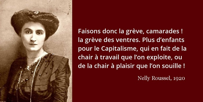 Nelly Roussel citation