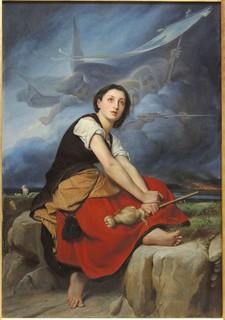 Michelet : « Une enfant de douze ans, une toute jeune fille... »