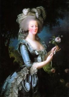 Chanson : « Belle, l'œil doit l'admirer, Reine, l'Europe la révère, Mais le Français doit l'adorer... »