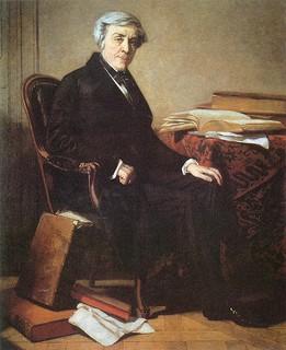 Michelet : « L'histoire de France commence avec la langue française. »