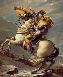 « Napoléon vole comme l'éclair et frappe comme la foudre... »