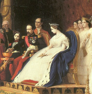 Persigny : « Ce n'est pas la peine d'avoir risqué le coup d'État avec nous tous pour épouser une lorette. »