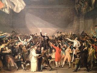 Hugo : « La Révolution française est le plus puissant pas du genre humain depuis l'avènement du Christ. »