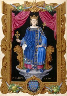 Philippe le Bel : « Pesez, Louis, pesez ce que c'est que d'être roi de France. »