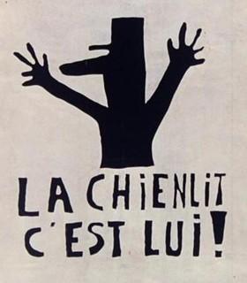 De Gaulle La réforme, oui, la chienlit, non