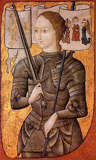 Jeanne d'Arc : « Dieu premier servi. »
