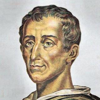 Montesquieu L'étude a été pour moi le souverain remède