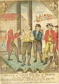 Maximilien Robespierre Louis doit mourir pour que la patrie vive
