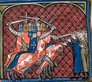 Philippe Auguste n'épargna pas son fils, il l'envoya par deux fois en Albigeois à grand ost pour détruire la bougrerie de la gent du pays