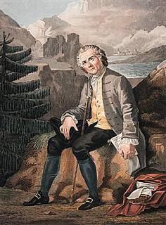 Rousseau La nature a fait l'homme heureux et bon