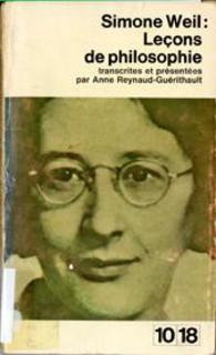 Simone Weil se tenir debout. Prendre la parole à son tour. Se sentir des hommes pendant quelques jours…