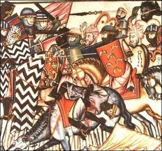 Bohémond Ier Sache que cette guerre n'est pas charnelle, mais spirituelle. Sois donc le très courageux athlète de Christ