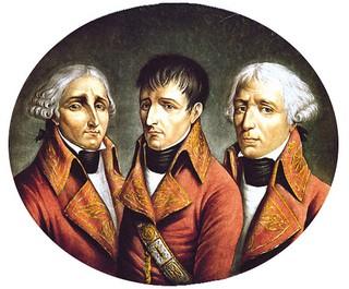 « Qu'y a-t-il dans la Constitution ? — Il y a Bonaparte. »