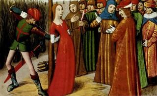« Nous sommes perdus, nous avons brûlé une sainte. » Secrétaire du roi d'Angleterre, après l'exécution de Jeanne d'Arc