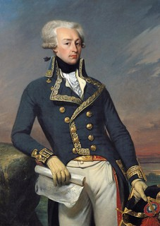 Claudel : « C'est au bras de la noblesse de France que la démocratie américaine a fait son entrée dans le monde. »