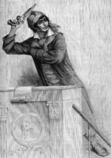 Pierre Victurnien Vergniaud Donnez un verre de sang à ce cannibale : il a soif
