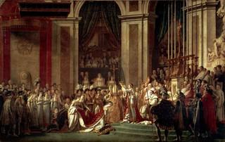 « On couronn'Napoléon Empereur de ce bel Empire... »