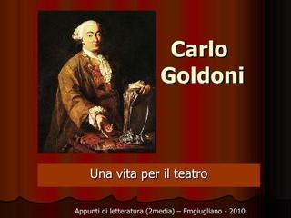 Carlo Goldoni si les Français perdent une bataille, une épigramme les console