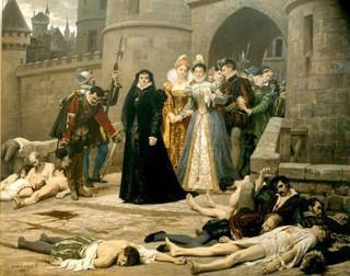 Catherine de Médicis : « Il valait mieux que cela tombât sur eux que sur nous. »