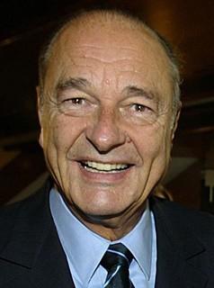 Chirac : « Si vous saviez le plaisir que j'ai pu éprouver à passer pour un blaireau... »