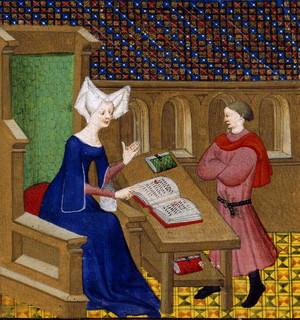 Pisan : « L'existence de la plupart des femmes est plus dure que celles d'esclaves entre les Sarrasins. »