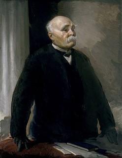 Clemenceau : « Nous voulons vaincre pour être justes. »