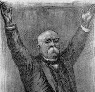 Clemenceau : « Il ne suffit pas d'être des héros... »