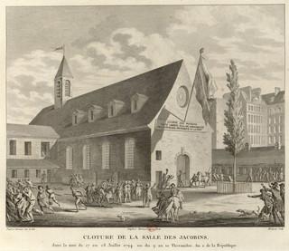 Michelet : « Les Jacobins ne sont pas la Révolution, mais l'œil de la Révolution... »