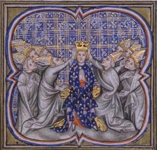 Comte d'Anjou : « Sachez, Seigneur, qu'un roi illettré est un âne couronné. »