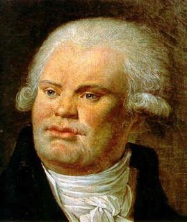 Georges Jacques Danton Il nous faut de l'audace, encore de l'audace, toujours de l'audace, et la France est sauvée