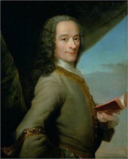 Voltaire : « Il prend envie de marcher à quatre pattes, quand on lit votre ouvrage. »